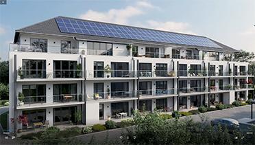 Hannover Neubau 36 Eigentumswohnung mit Tiefgarage